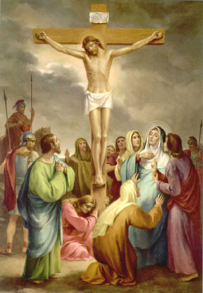 Jesus dies on cross prose Continuation: Christ Ahnsahnghong, is the cross really an idol?
